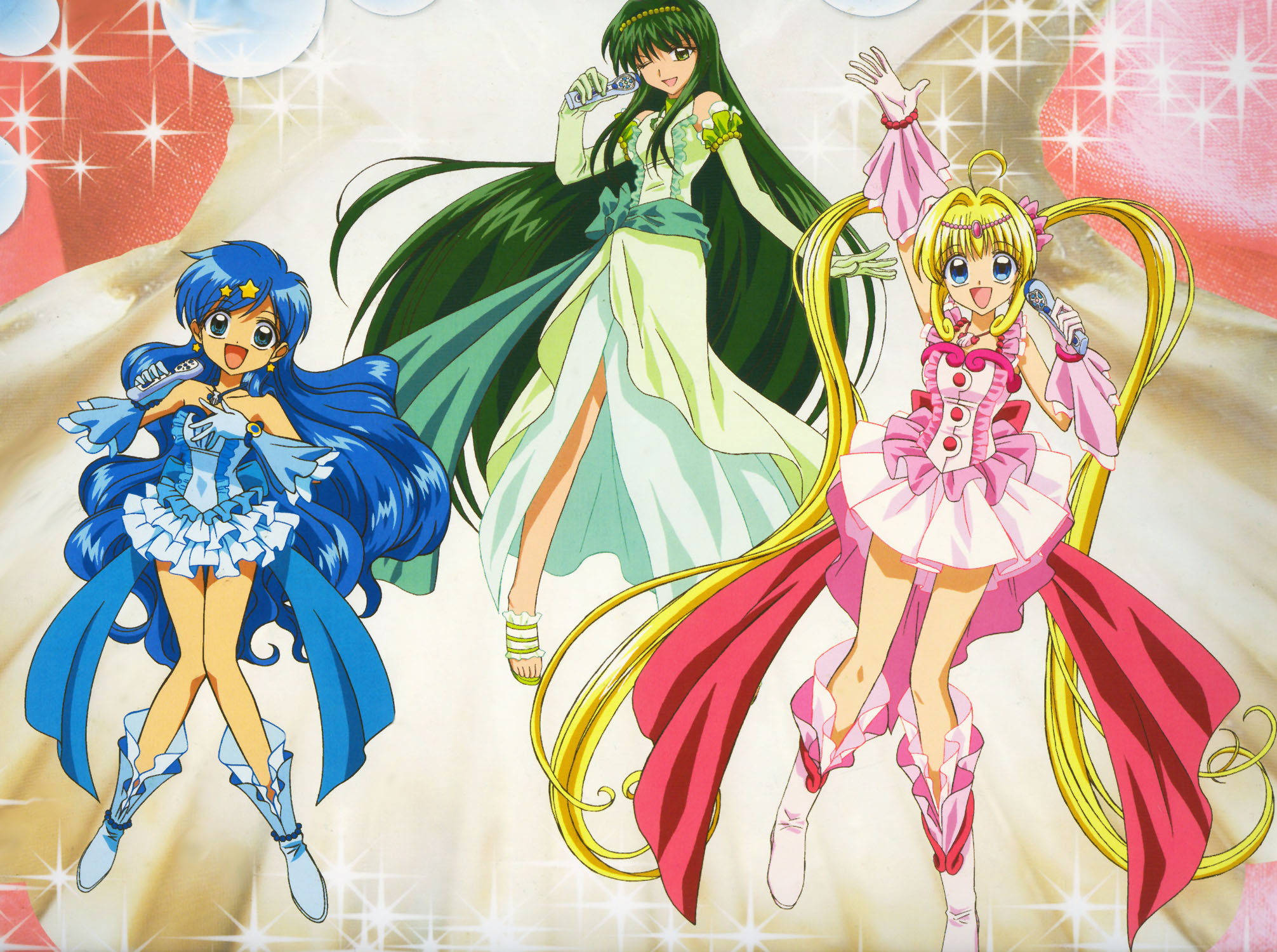 Mermaid Melody Pichi Pichi Pitch  Hanamori Pink  Image 257216