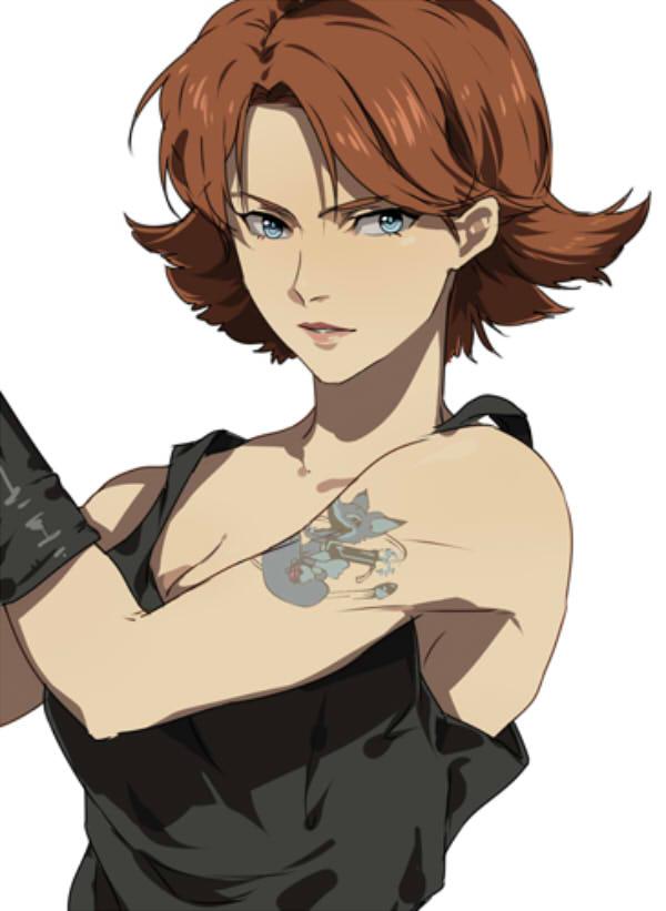 Tags: Anime, Metal Gear Solid, Meryl Silverburgh
