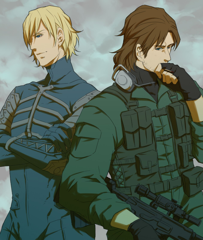 Metal Gear Solid Image 1490979 Zerochan Anime Image Board