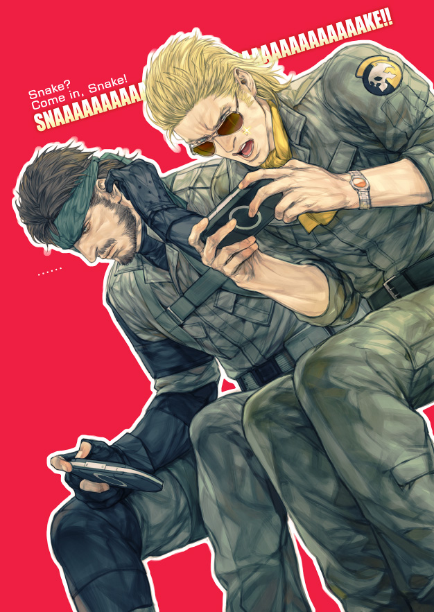 Kazuhira Miller Metal Gear Solid Zerochan Anime Image Board I will post metal gear related content, but i will post random stuff sometimes, but most of it is. kazuhira miller metal gear solid
