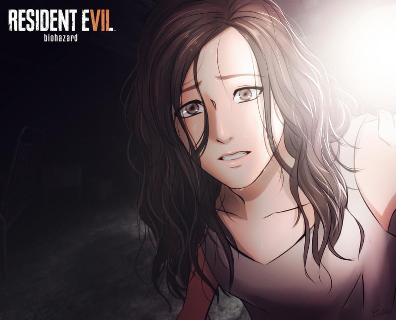 Resident Evil 7 Biohazard Zerochan Anime Image Board