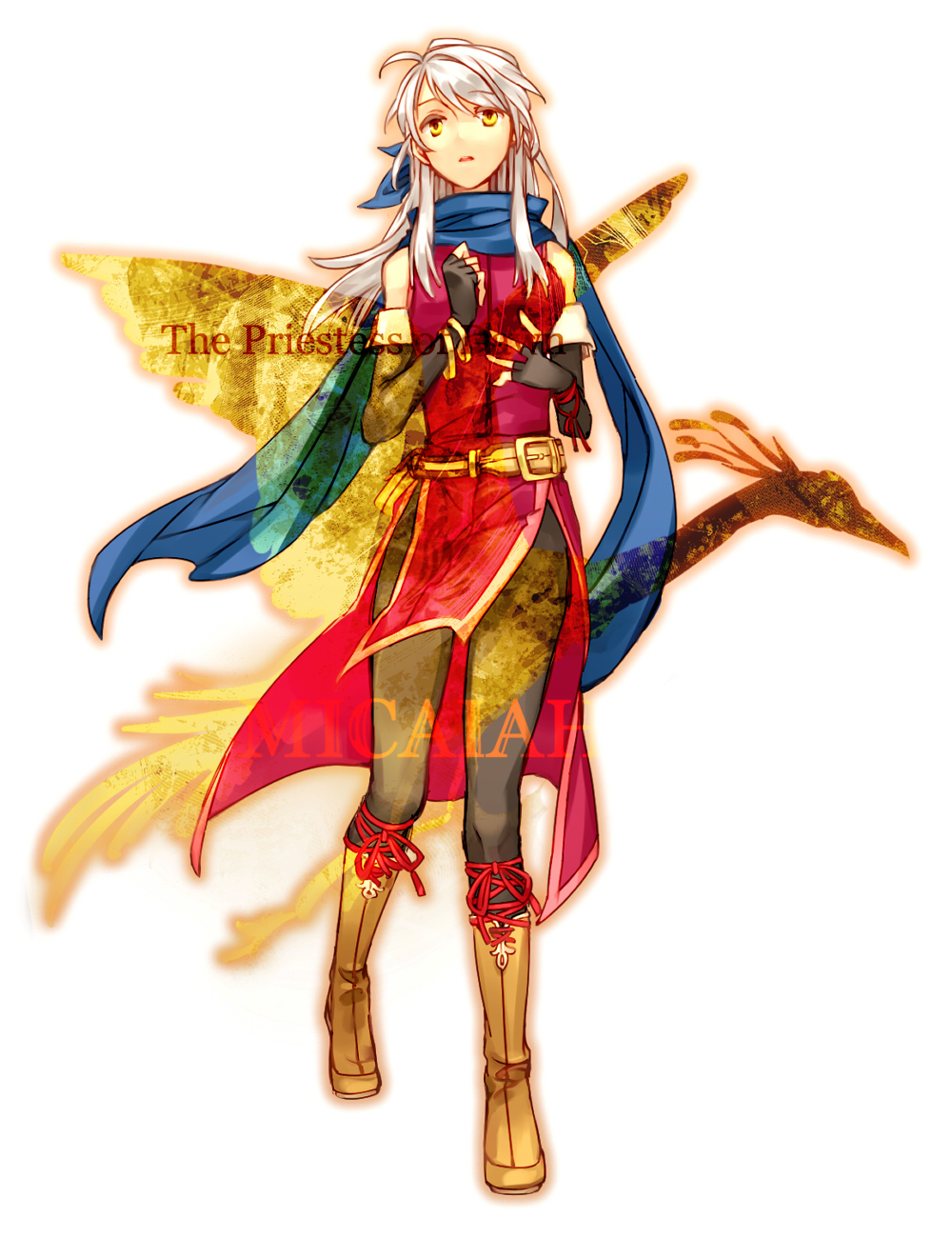 Micaiah Fire Emblem Path Of Radiance Zerochan Anime Image Board