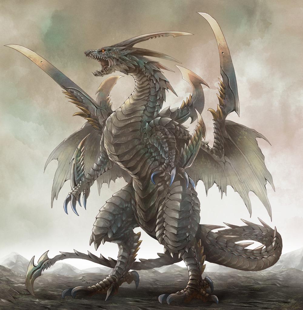 картинки стального дракона появились новые стили