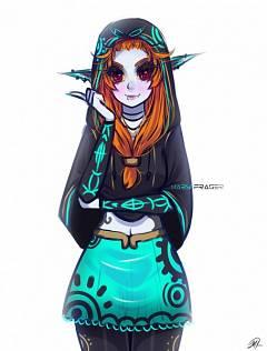 Midna (True Form)