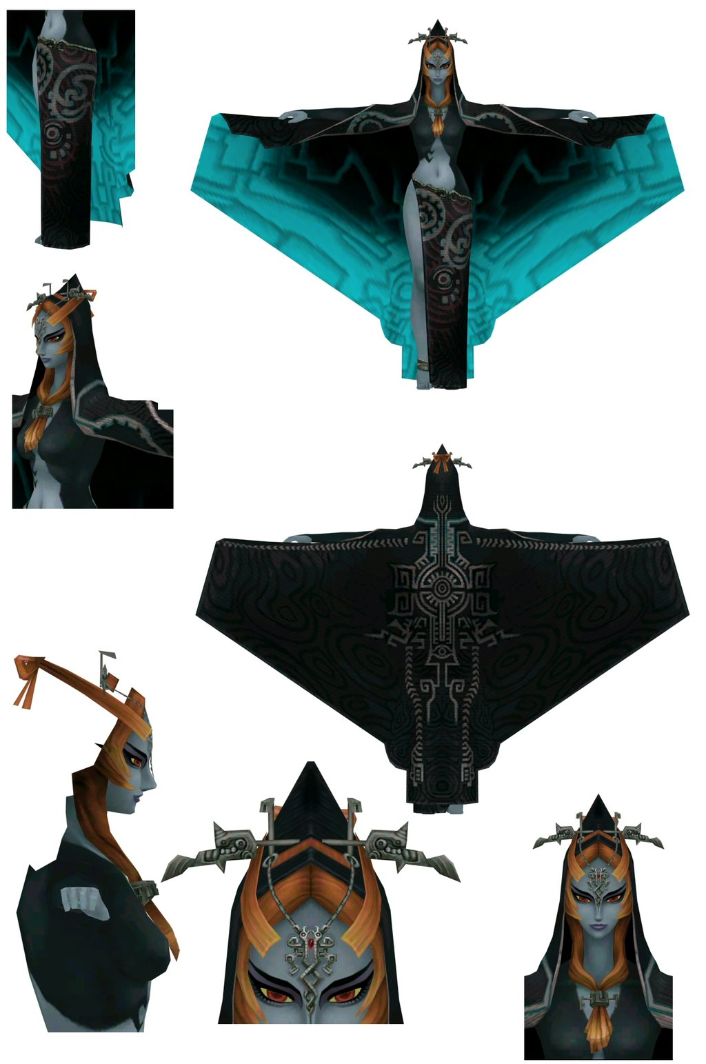 Midna (True Form) - Twilight Princess (Game) | page 2 of 4 ...