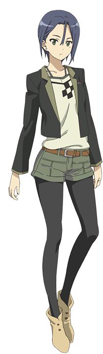 Tags: Anime, Sekiguchi Kanami, P.A. Works, Sakura Quest, Midorikawa Maki, PNG Conversion, Official Art, Cover Image