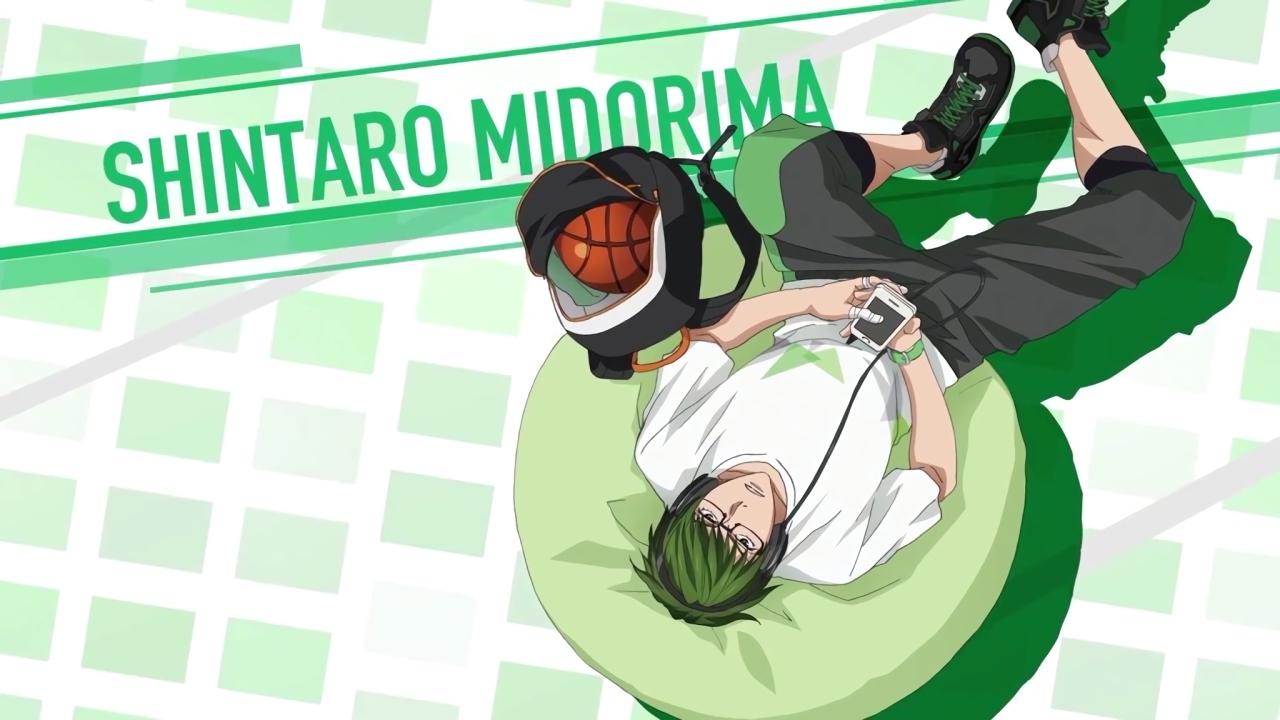 Midorima Shintarou Wallpaper HD
