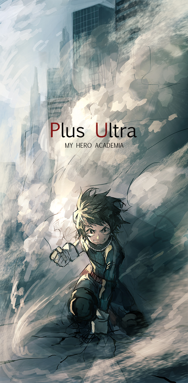 Tags: Anime, Mura Karuki, Boku no Hero Academia, Midoriya Izuku