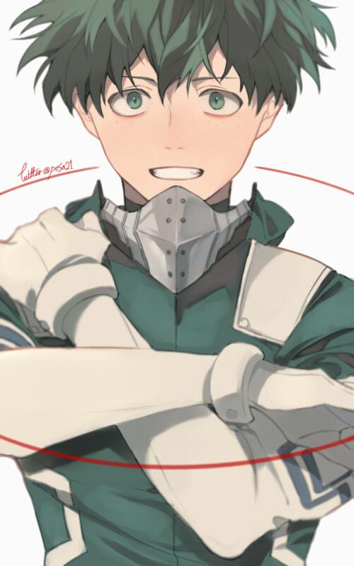 Tags: Anime, Pixiv Id 1099334, Boku no Hero Academia, Midoriya Izuku, Fanart, Fanart From Pixiv, Pixiv