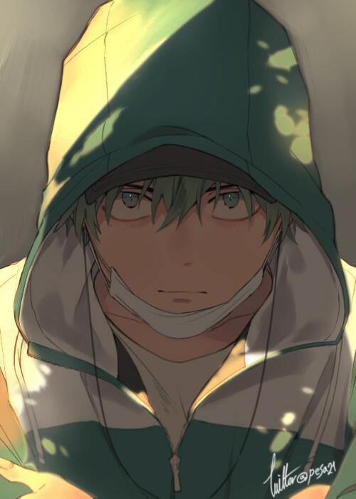 Tags: Anime, Pixiv Id 1099334, Boku no Hero Academia, Midoriya Izuku, Pixiv, Fanart, Fanart From Pixiv