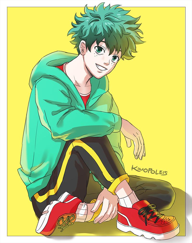 Midoriya Izuku Boku No Hero Academia Image 2418821