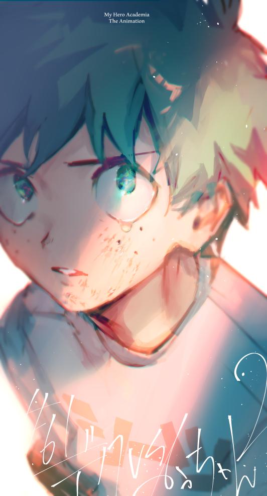 Tags: Anime, mebarunrun, Boku no Hero Academia, Midoriya Izuku, Fanart From Pixiv, Pixiv, Fanart