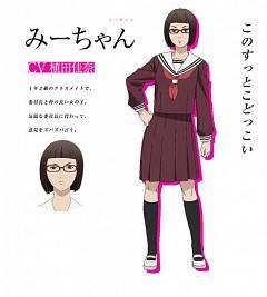Mii-chan (Sakamoto Desu Ga)