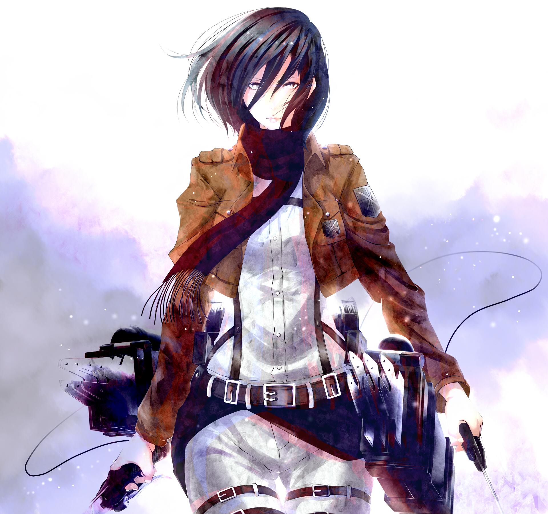 Mikasa Ackerman - Attack on Titan - Image #1505627