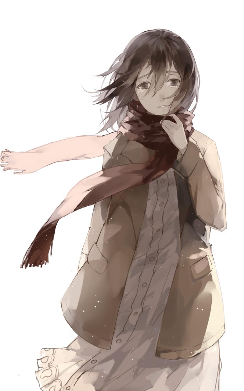 Mikasa Ackerman Attack On Titan Mobile Wallpaper 1507148 Zerochan Anime Image Board