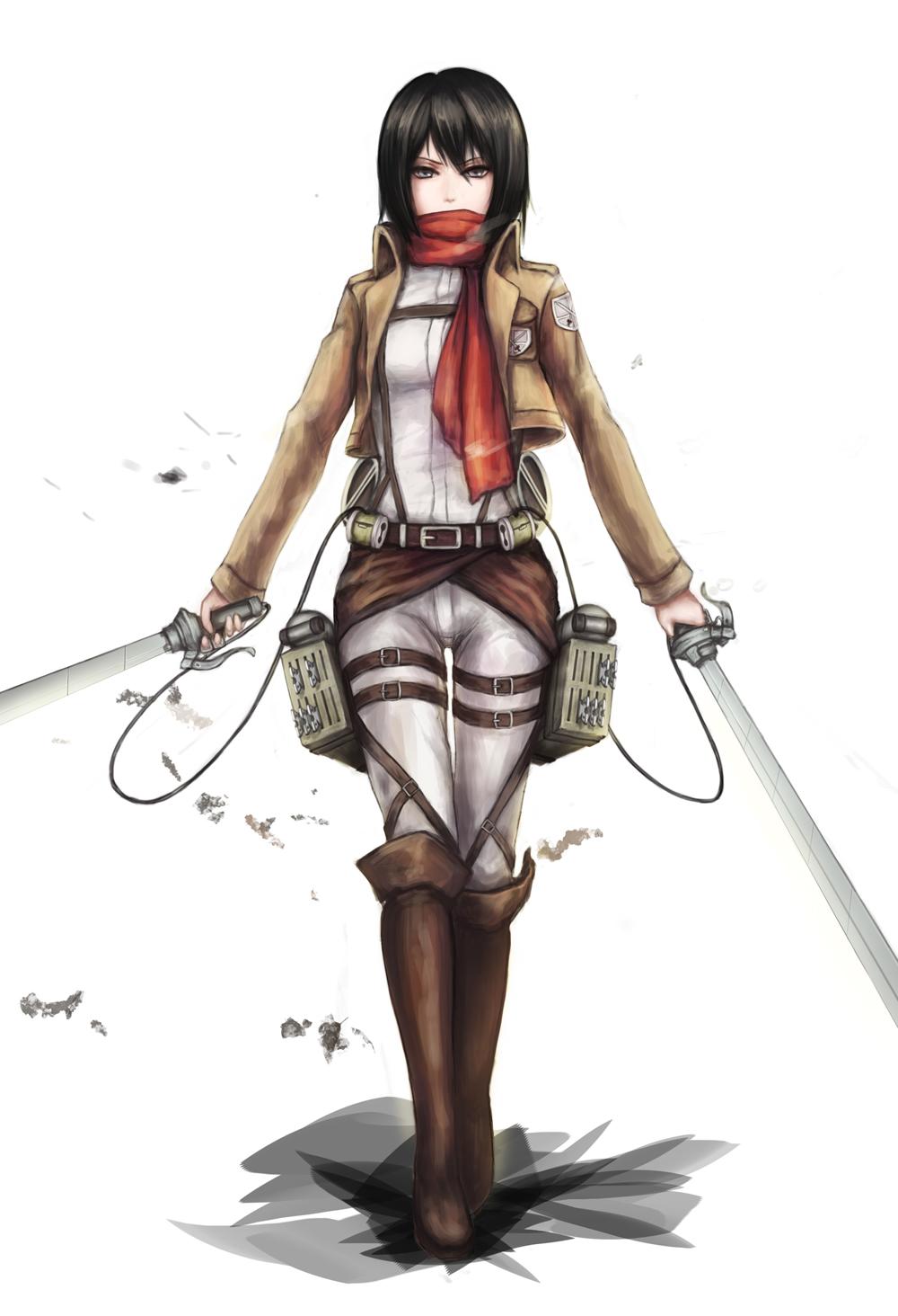 Mikasa ackerman attack on titan mobile wallpaper 1519706 tags anime pixiv id 2081836 attack on titan mikasa ackerman mobile voltagebd Images