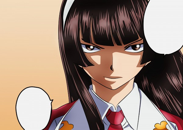 Tags: Anime, FAIRY TAIL, Mikazuchi Kagura, Hime Cut, Fairy, Straight Hair, Blunt Bangs