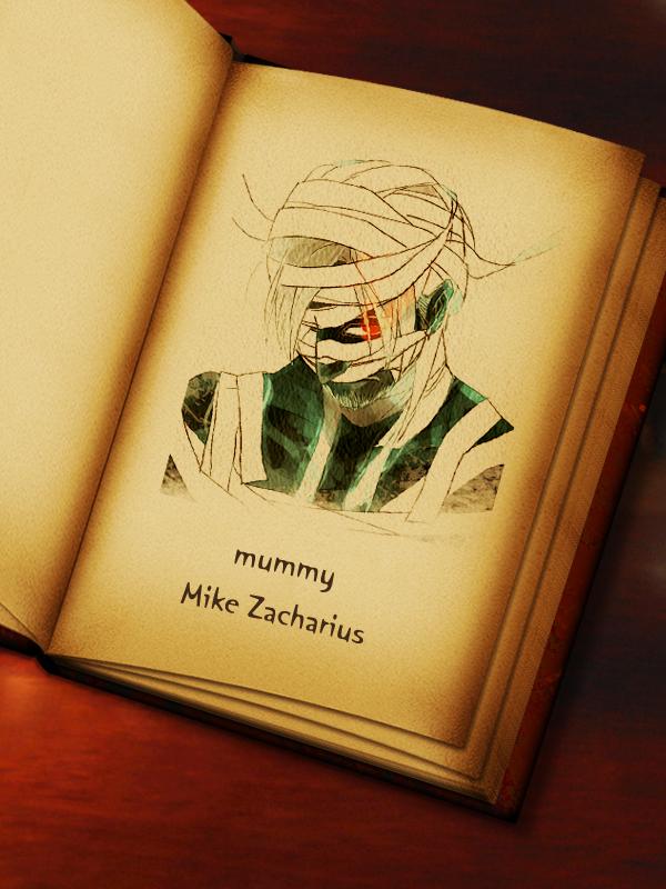 Tags: Anime, Pixiv Id 2270136, Attack on Titan, Mike Zacarius, Mummy, Fanart From Pixiv, Pixiv, Fanart