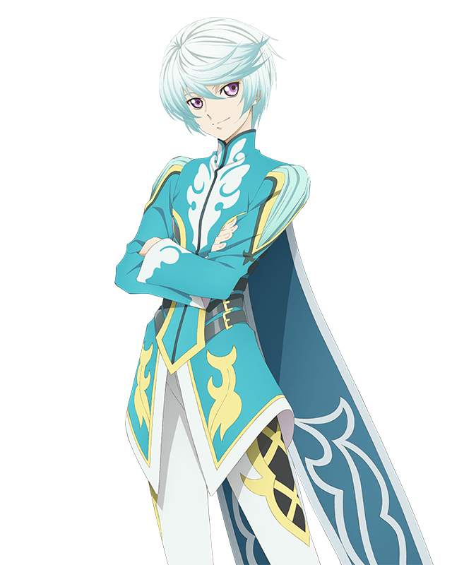 Tags: Anime, Matsushima Akira, ufotable, Tales of Zestiria, Mikleo (Tales of Zestiria), PNG Conversion, Official Art, Cover Image, Mobile Wallpaper