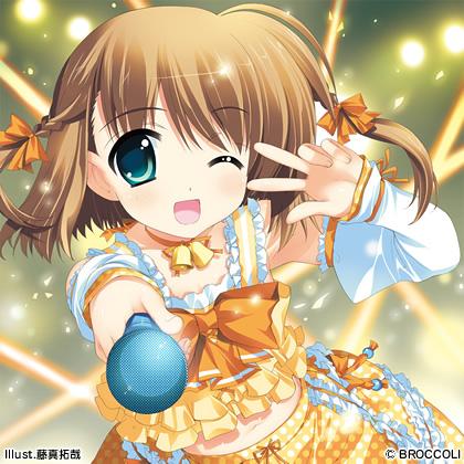 Tags: Anime, Fujima Takuya, BROCCOLI, Aquarian Age, Mikoto (Aquarian Age), Official Art, E.G.O.