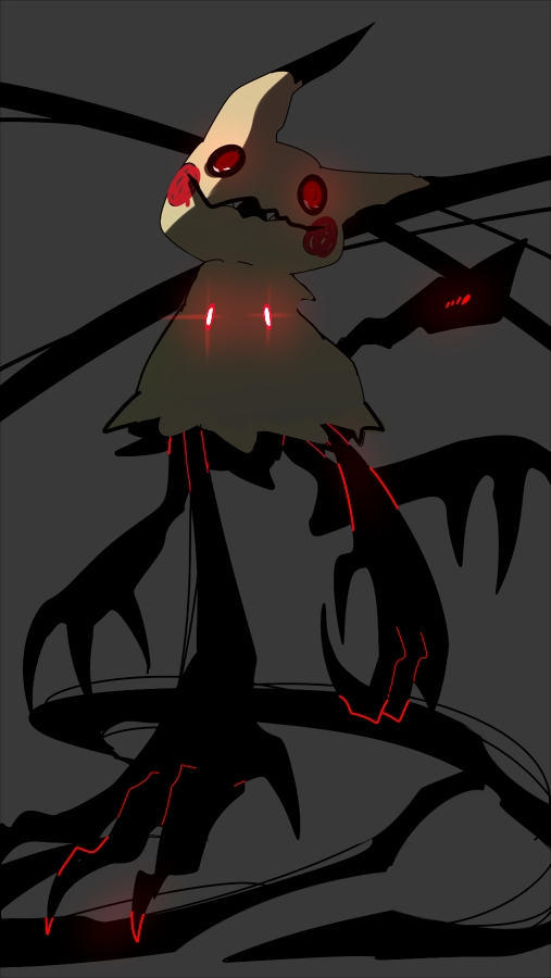 Mimikyu Pokémon Zerochan Anime Image Board
