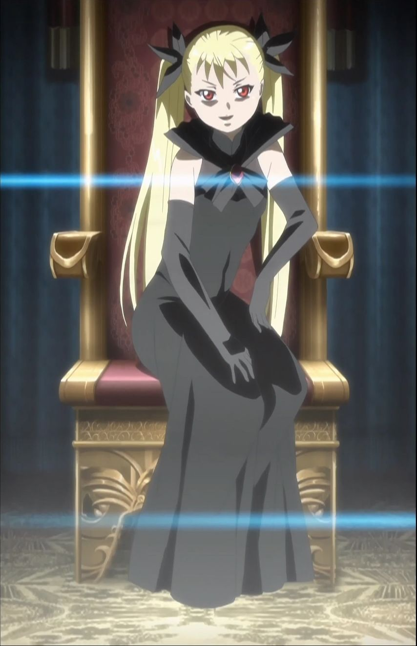 Mina Tepes Dance In The Vampire Bund Zerochan Anime Image Board