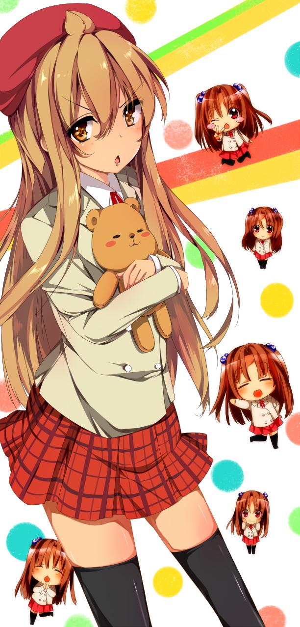 Tags: Anime, Pixiv Id 4814751, Minami-ke, Uchida Yuka, Minami Chiaki, Pixiv