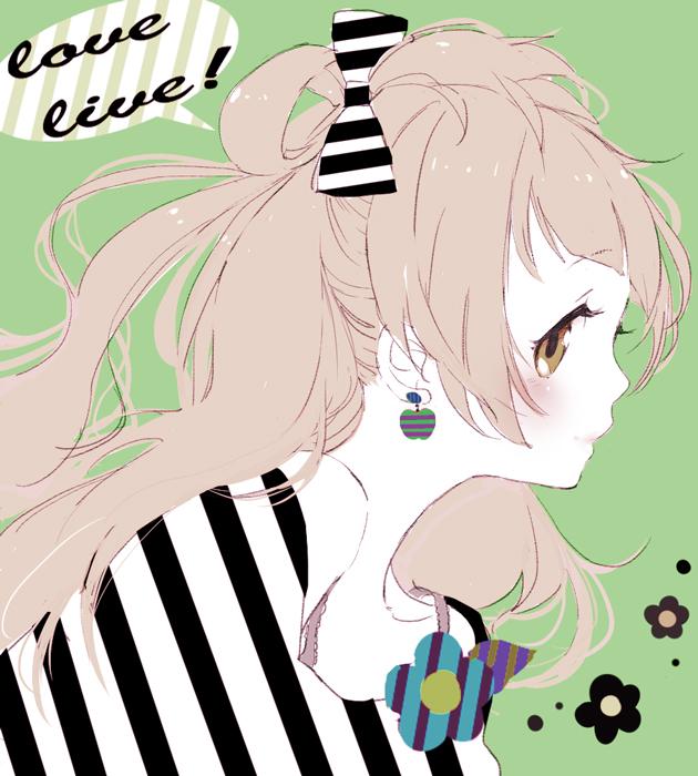 Tags: Anime, Lenny-tree, Love Live!, Minami Kotori, Fanart, Tumblr
