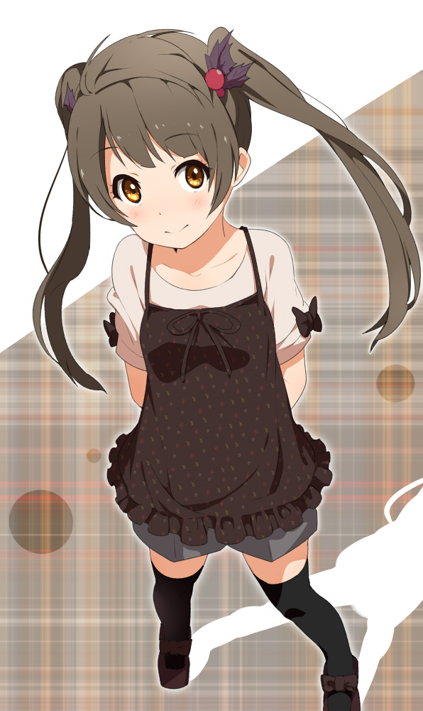 Tags: Anime, Ogipote, Love Live!, Minami Kotori, Pixiv, Mobile Wallpaper