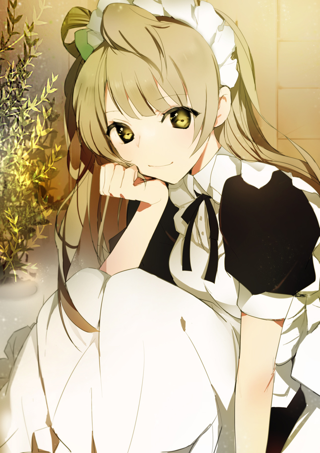 Tags: Anime, Lpip, Love Live!, Minami Kotori, Pixiv, Fanart, Fanart From Pixiv, Mobile Wallpaper, Wonder Zone