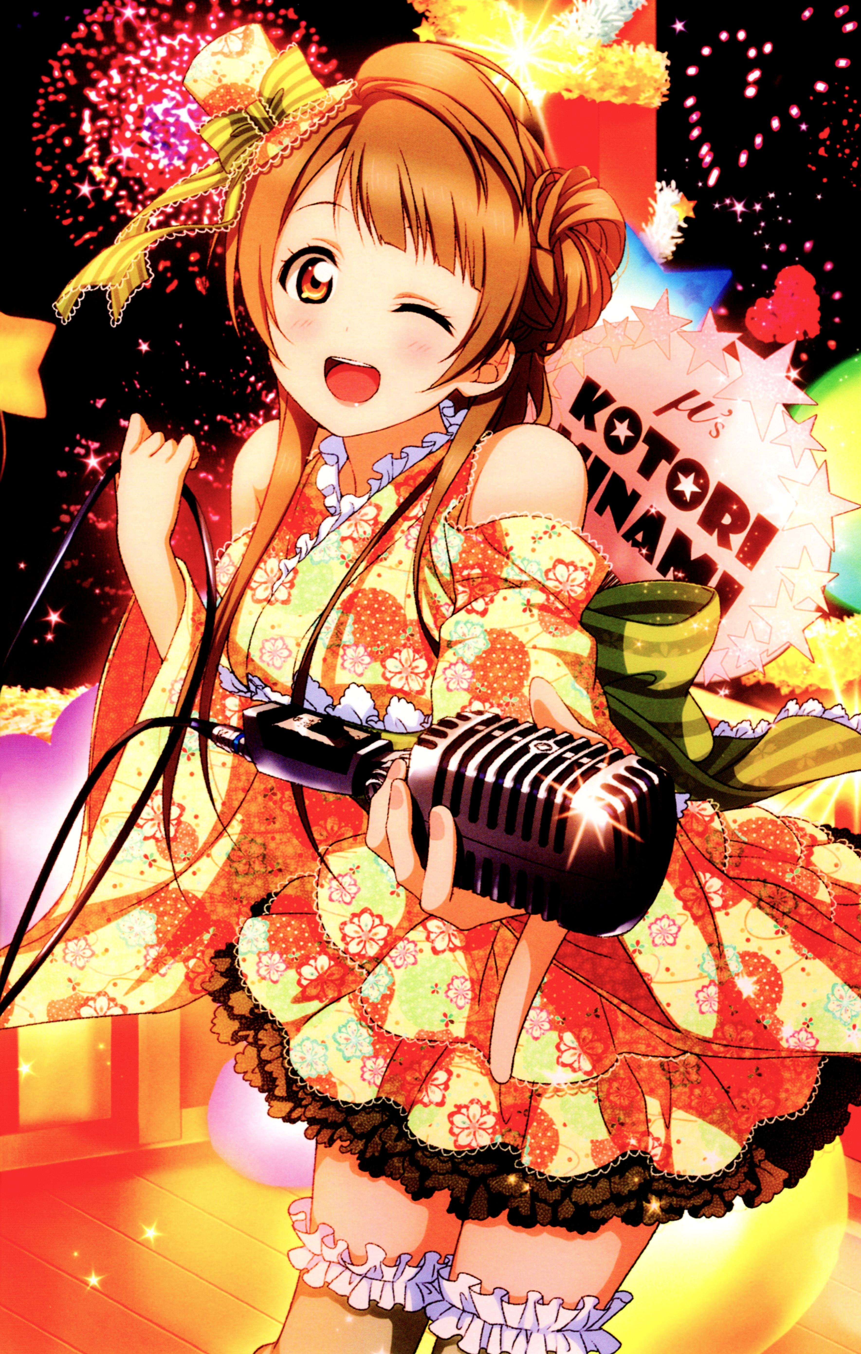 Love Live Wallpaper Zerochan : Minami Kotori - Love Live! - Mobile Wallpaper #1812195 ...