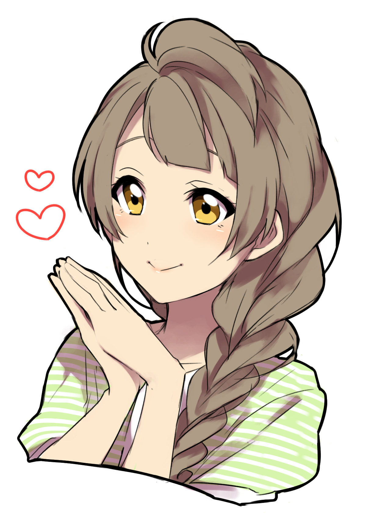 Love live character kotori minami