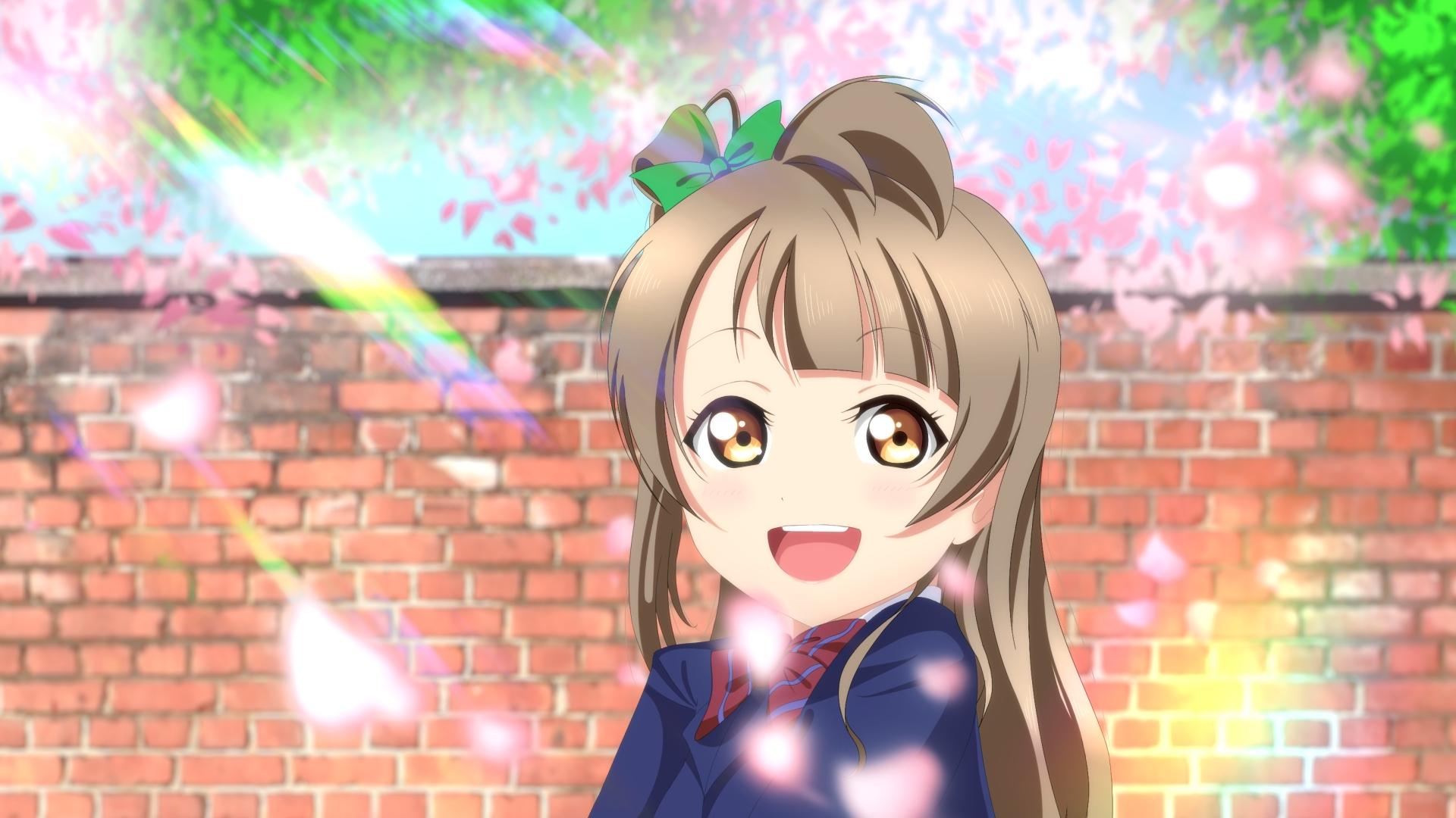 Minami Kotori Love Live Hd Wallpaper 2089293 Zerochan Anime