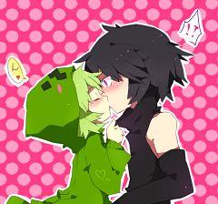Картинки майникрафт аниме эндермэн фото 623-572