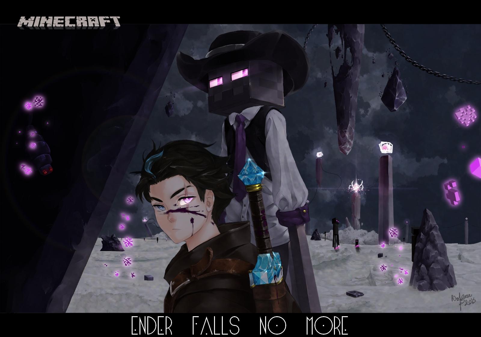 Minecraft Image #1824285 - Zerochan Anime Image Board