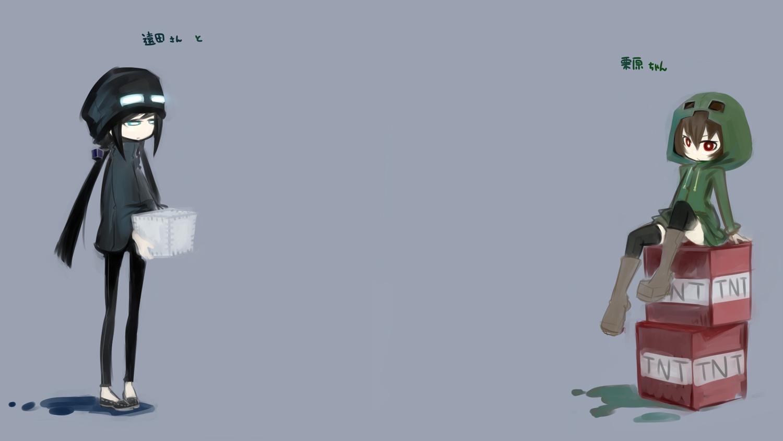 Creeper Minecraft Zerochan Anime Image Board