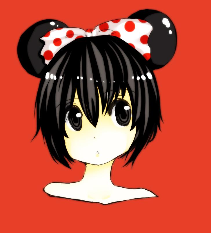 Картинки аниме микимаус