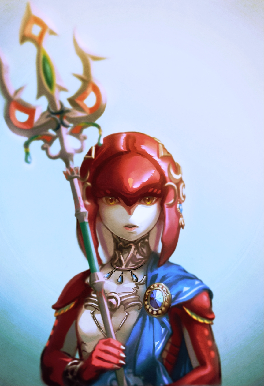 Download Mipha Breath Of The Wild Image