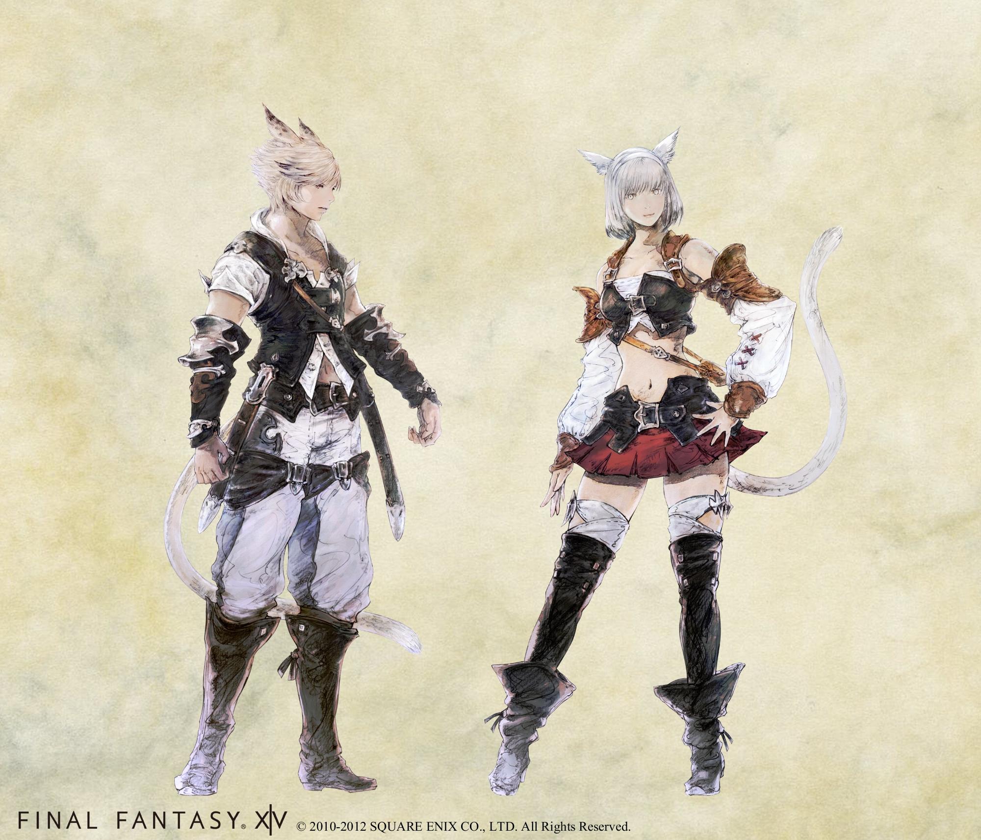 Final Fantasy XIV - Zerochan Anime Image Board