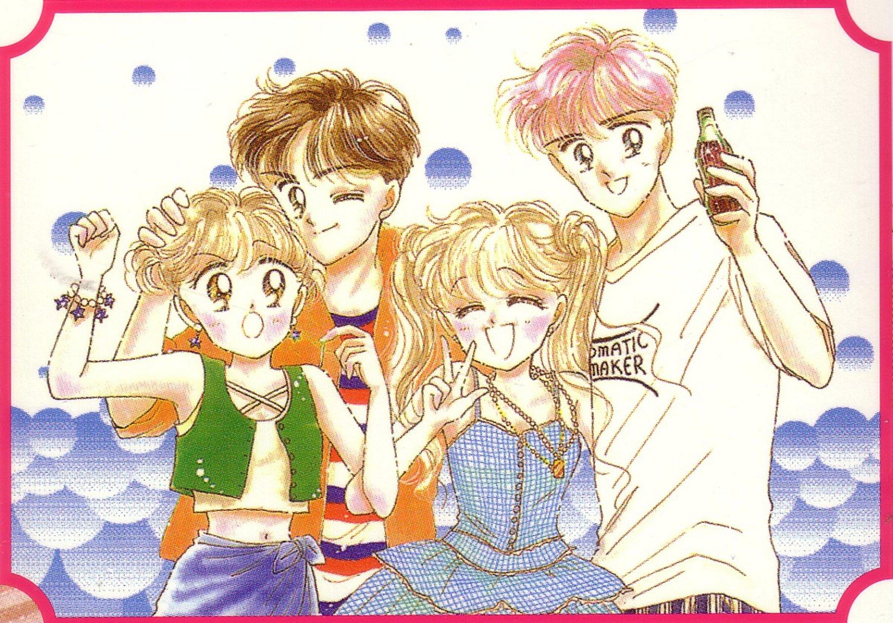 Miracle Girls - Akimoto Nami - Zerochan Anime Image Board-7180
