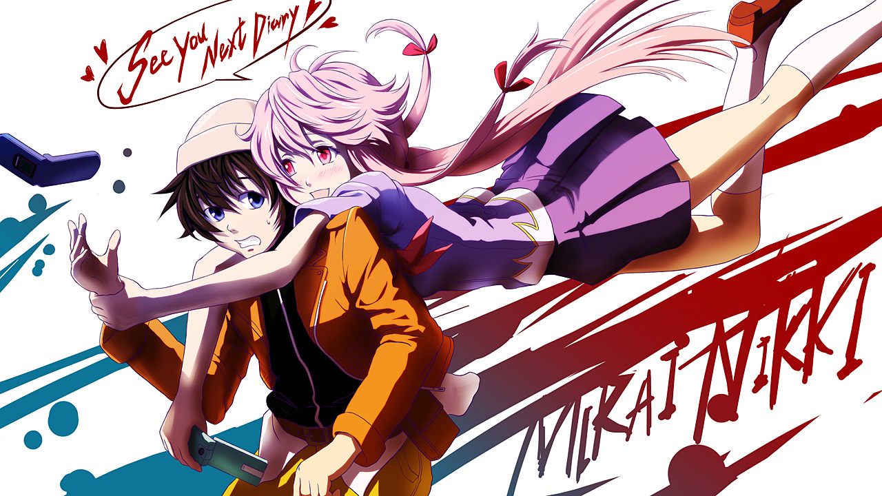 Future Diary Wallpaper: Mirai Nikki (Future Diary) Wallpaper #847281
