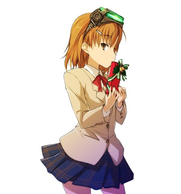 Tags: Anime, Nekomamire, To Aru Majutsu no Index, Misaka Imouto