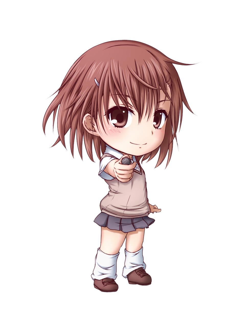 misaka mikoto anime girls - photo #35
