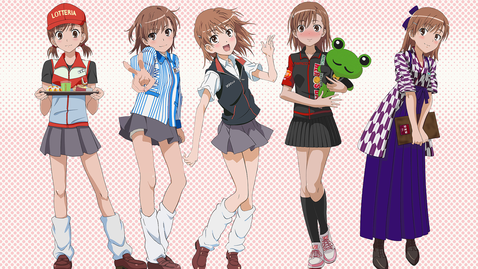 Image result for misaka mikoto