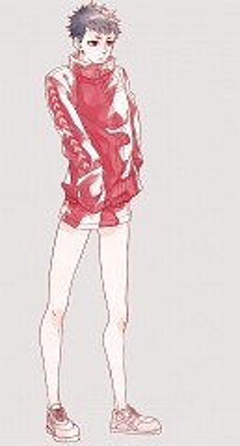 Mishima Yuuki