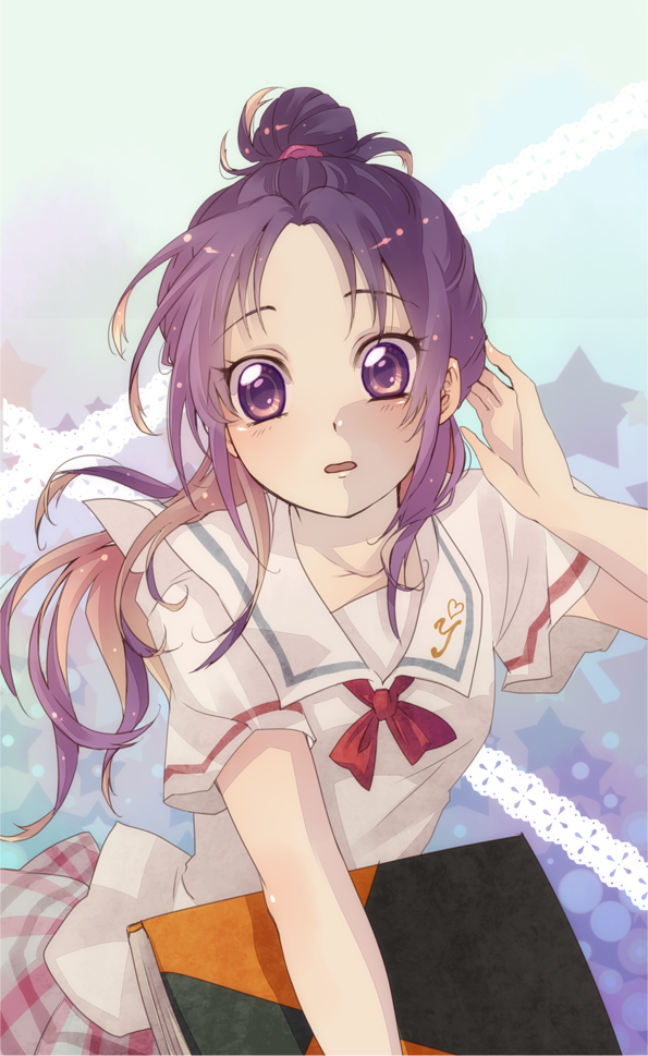 Tags: Anime, Kamabo Ko, Futari wa Precure Splash Star, Mishou Mai, Sketchbook, Pixiv, Fanart From Pixiv, Fanart