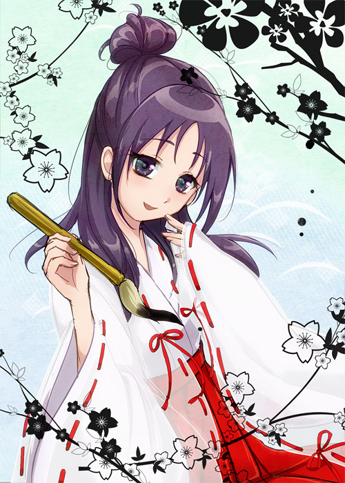 Tags: Anime, Galibo, Futari wa Precure Splash Star, Mishou Mai, Brush, Fanart, Pixiv, Fanart From Pixiv