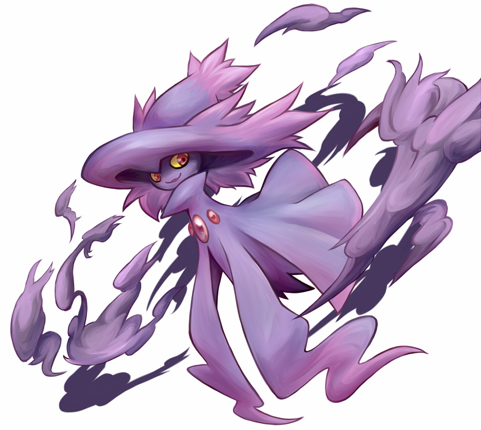 Mismagius Pokémon Zerochan Anime Image Board