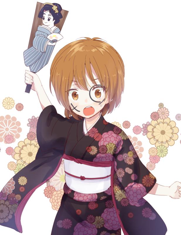 Tags: Anime, Pixiv Id 615220, Futari wa Precure, Misumi Nagisa, Yukishiro Honoka, Fanart From Pixiv, Fanart, Pixiv, Natalie Blackstone