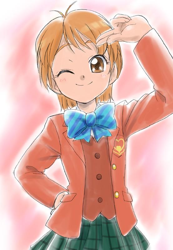 Tags: Anime, Futari wa Precure, Misumi Nagisa, Fanart, Artist Request, Natalie Blackstone